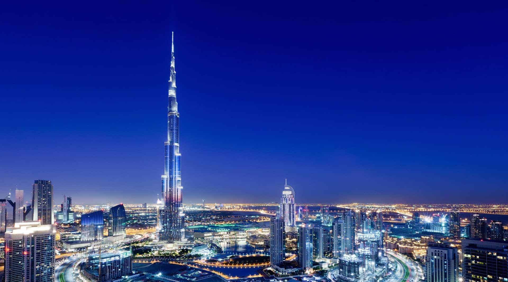 رحلتي العائلية الى دبي