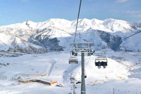 اجمل 5 من وجهات السياحة في الشتاء في اذربيجان