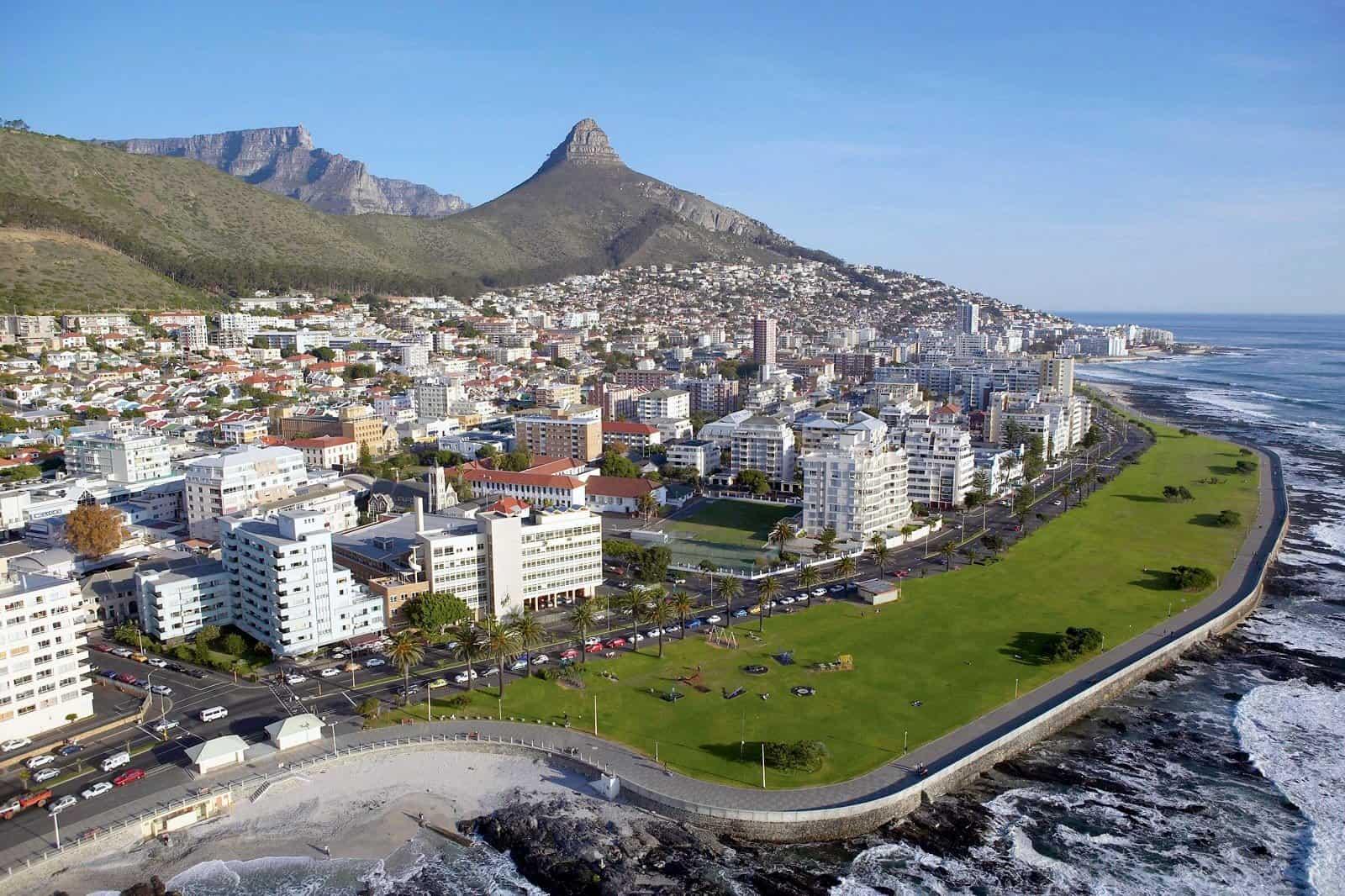 مدن سياحية في جنوب افريقيا