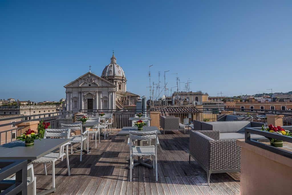 افضل 7 من فنادق روما لشهر العسل 2020