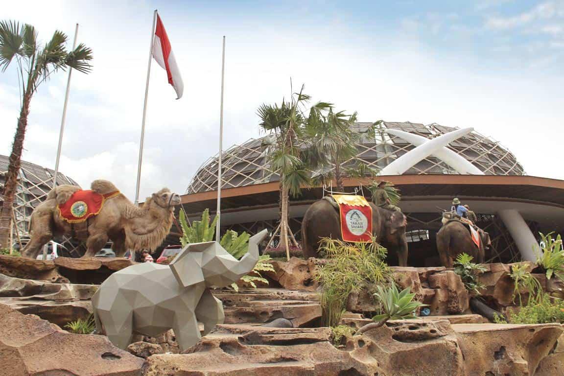 فندق royal safari garden puncak