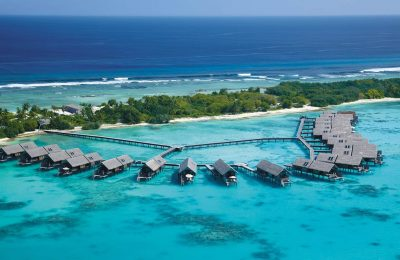 تقرير مفصل عن منتجع شانغريلا المالديف