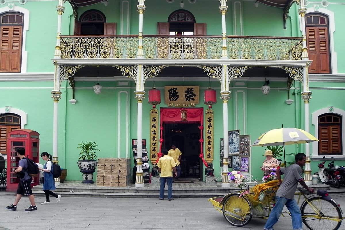 زيارة قصر بينانج بيراناكان – بينانج
