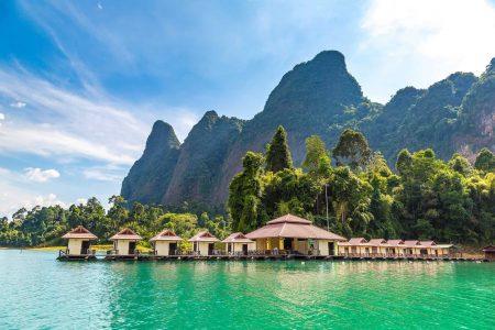 تايلاند اين تقع والمسافات بين اهم المدن في تايلاند