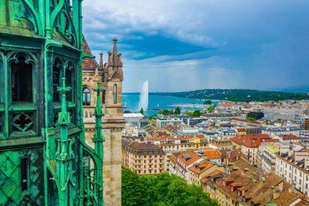أفضل 4 أماكن سياحية في جنيف في الشتاء
