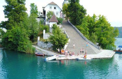 اين موقع سلوفينيا وكيف السفر اليها