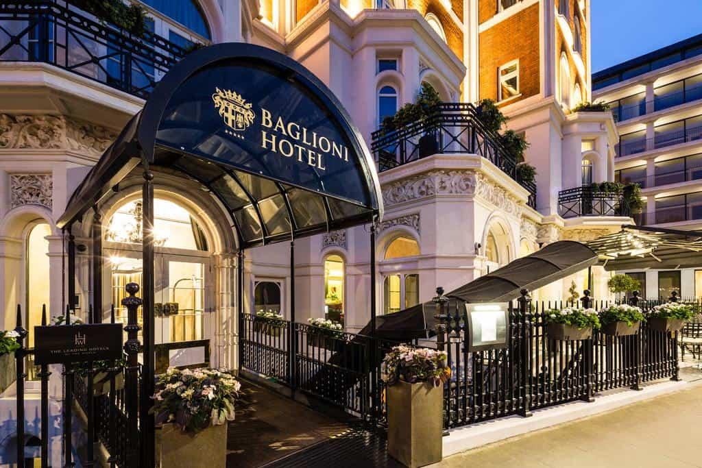 تقرير مصور عن فندق باليوني لندن
