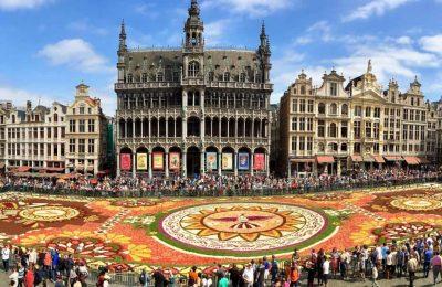 بلجيكا اين تقع وكيفية السفر إليها