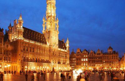 أفضل 4 أنشطة في الميدان الكبير في بروكسل بلجيكا
