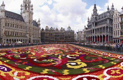 افضل 6 اماكن سياحية في بروكسل بلجيكا