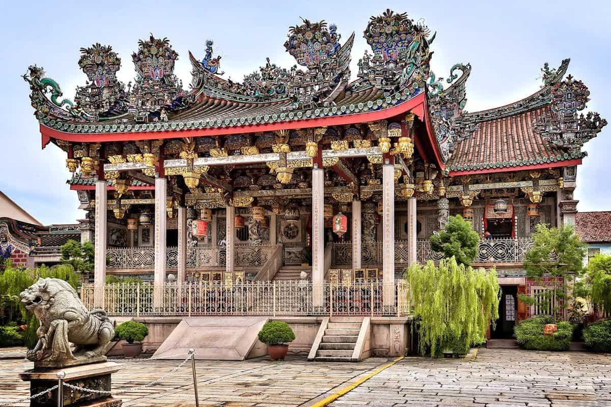 زيارة خو كونغسي – بينانج