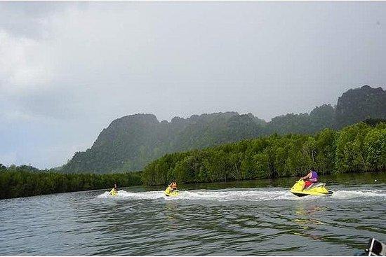 التزلج على الماء-لانكاوي