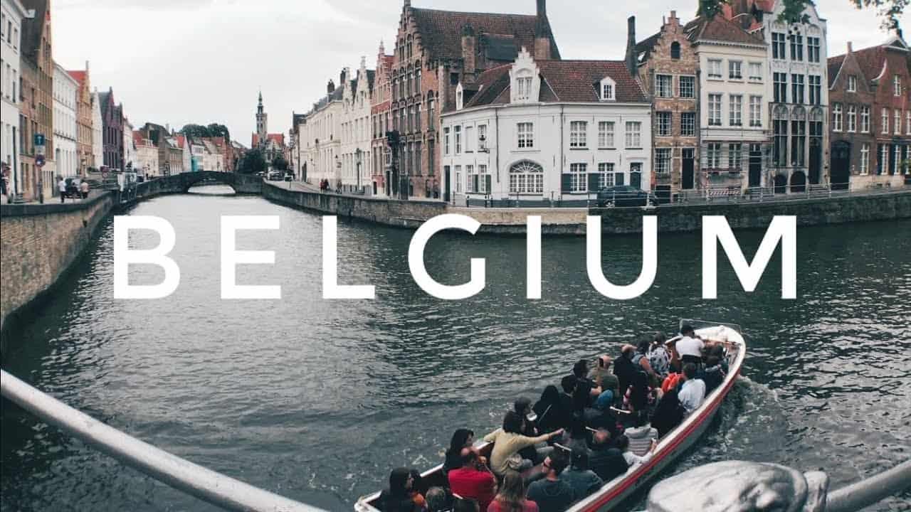 بلجيكا اين تقع وكيفية السفر اليها