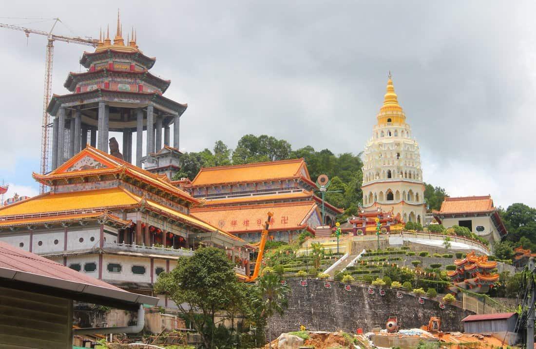 زيارة معبد كيك لوك سي – بينانج