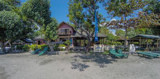 زيارة منتجع ريف سين للغوص بيموتيران- جزيرة بالي