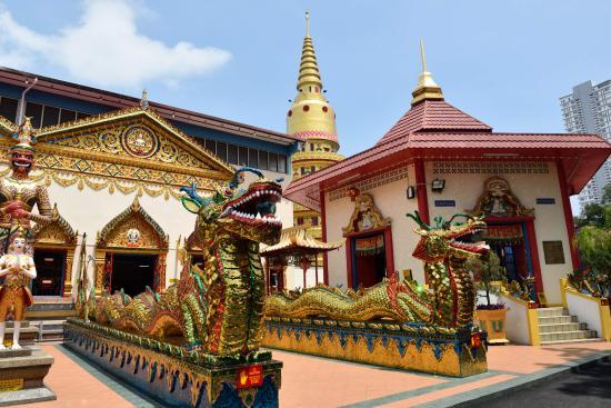 زيارة المعبد البوذي Chaiyamangalaram – بينانج
