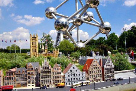 افضل 4 انشطة عند حديقة اوروبا الصغيرة بروكسل
