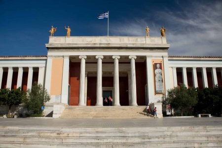 افضل 3 انشطة في متحف الاثار الوطني باثينا اليونان