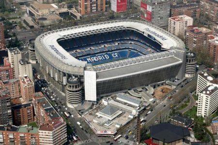 افضل 6 انشطة في ملعب سانتياغو برنابيو مدريد