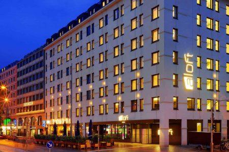 تقرير بالتفصيل عن فندق الوفت ميونخ المانيا