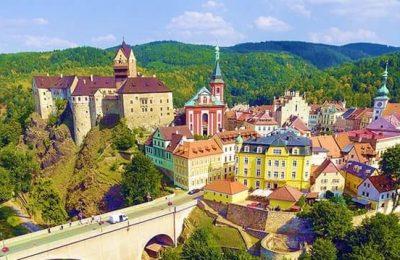 برنامج سياحي إلى التشيك لمدة 15 يوم