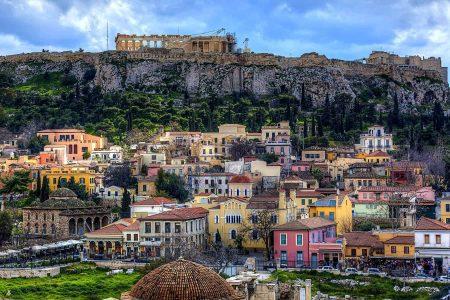 افضل 3 انشطة في منطقة بلاكا اثينا اليونان