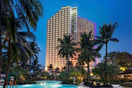 تقرير بالصور عن فندق شانغريلا جاكرتا