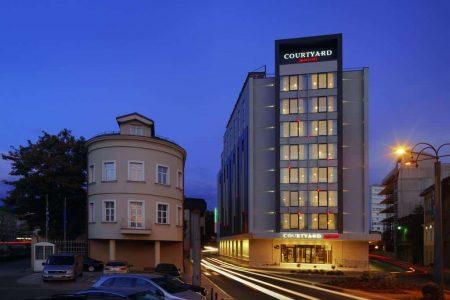 تقرير رائع عن فندق ماريوت سراييفو البوسنة والهرسك