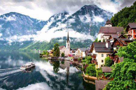 افضل 6 انشطة في جبل داتشستين هالشتات النمسا