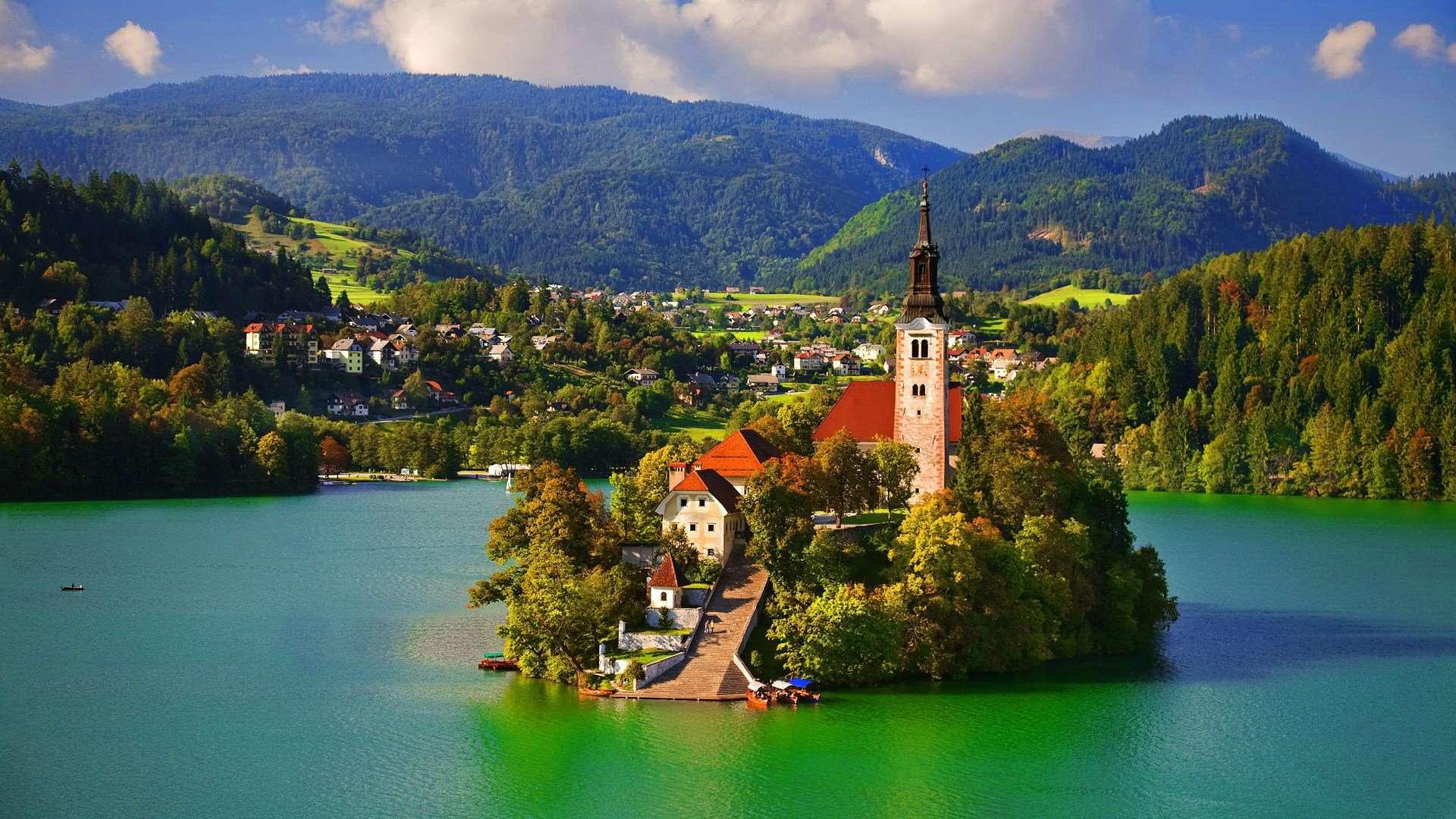 أفضل 5 أنشطة في جزيرة بليد سلوفينيا
