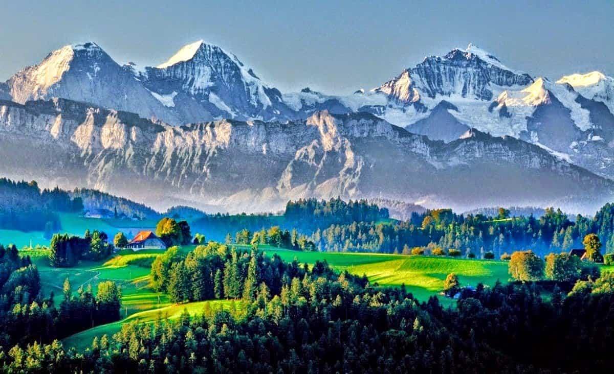 افضل 4 انشطة في تلفريك جنيف سويسرا