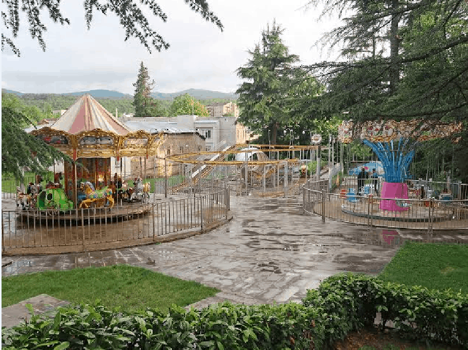 حديقة بورجومي المركزية
