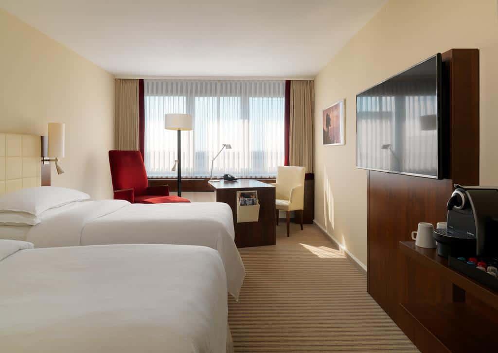 خيارات الإقامة في فندق شيراتون ميونخ ويست بارك