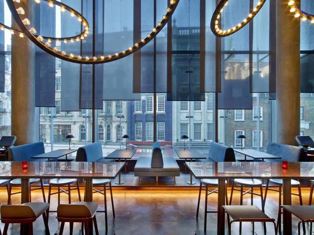 فندق دبليو لندن ليستر سكوير