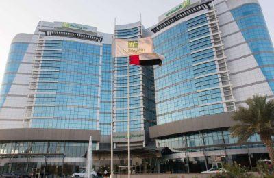 تقرير مميز عن سلسلة فندق هوليدي ان ابوظبي