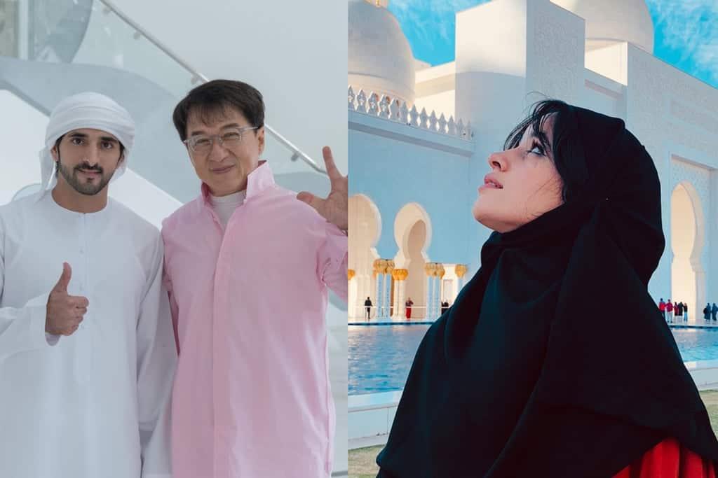مشاهير في دبي
