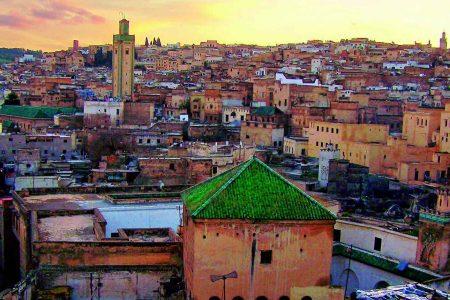 مراكش أين تقع والمسافة بينها وبين وأهم مدن المغرب