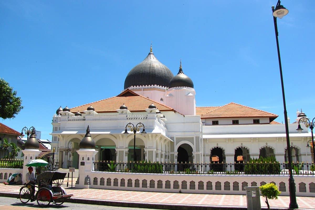 زيارة مسجد كابيتان كيلينغ – بينانج