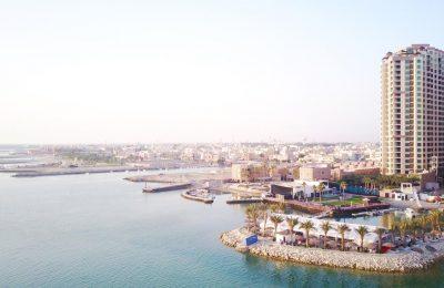 تقرير عن منتجع وسبا لاغونا بيتش البحرين