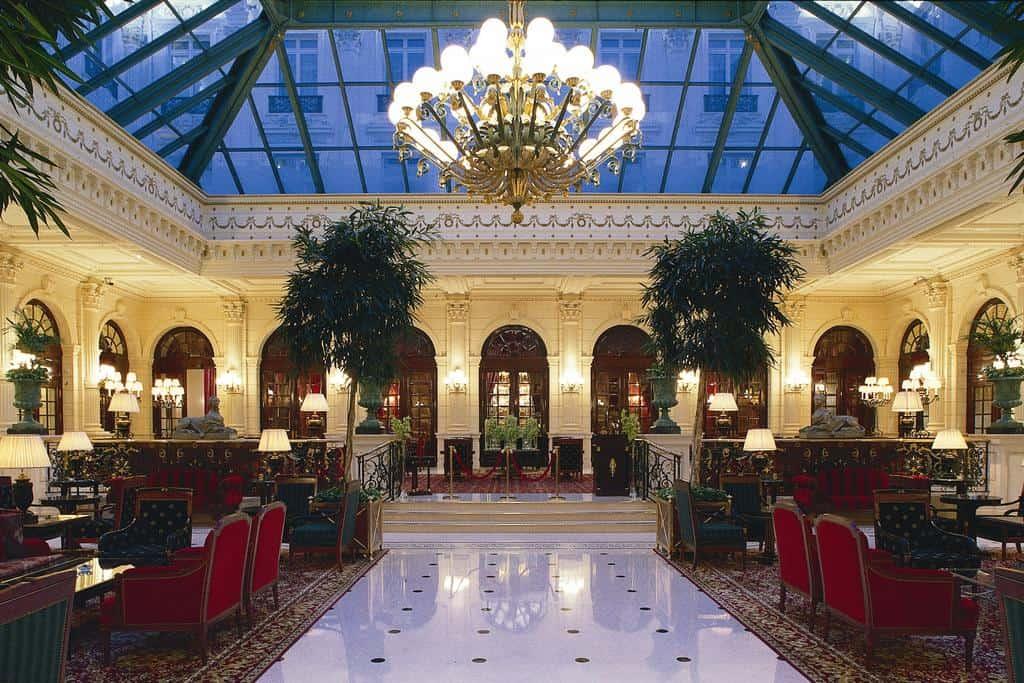 فندق جراند انتركونتننتال باريس تقرير بالصور