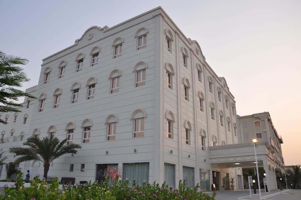 تقرير رائع عن فندق الحديقة الملكية صحار