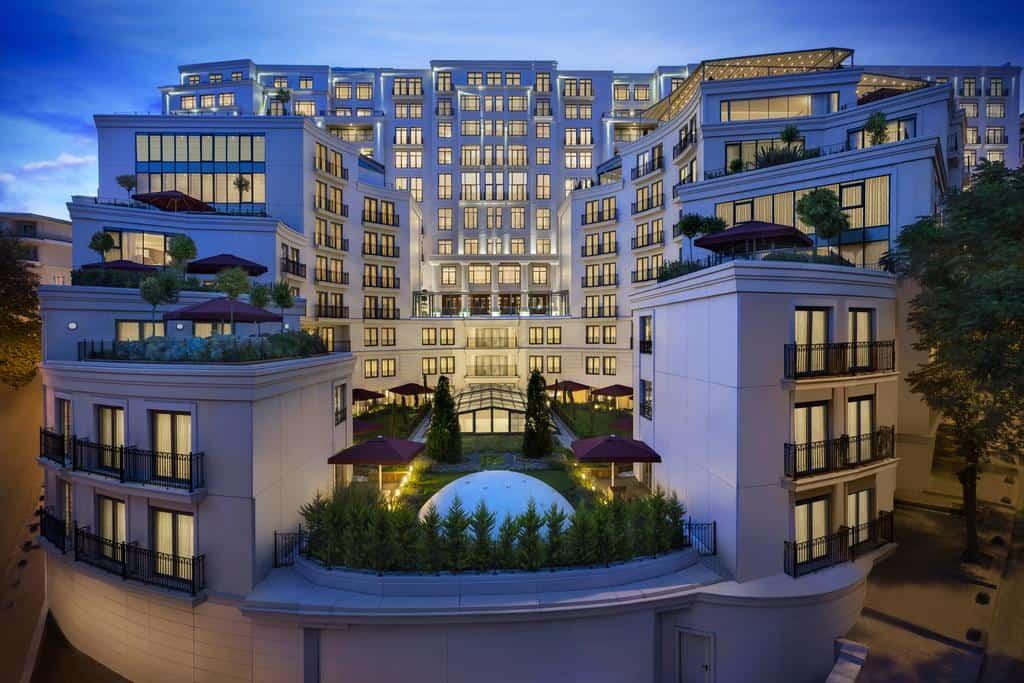 تقرير مصور عن فندق سي في كي اسطنبول