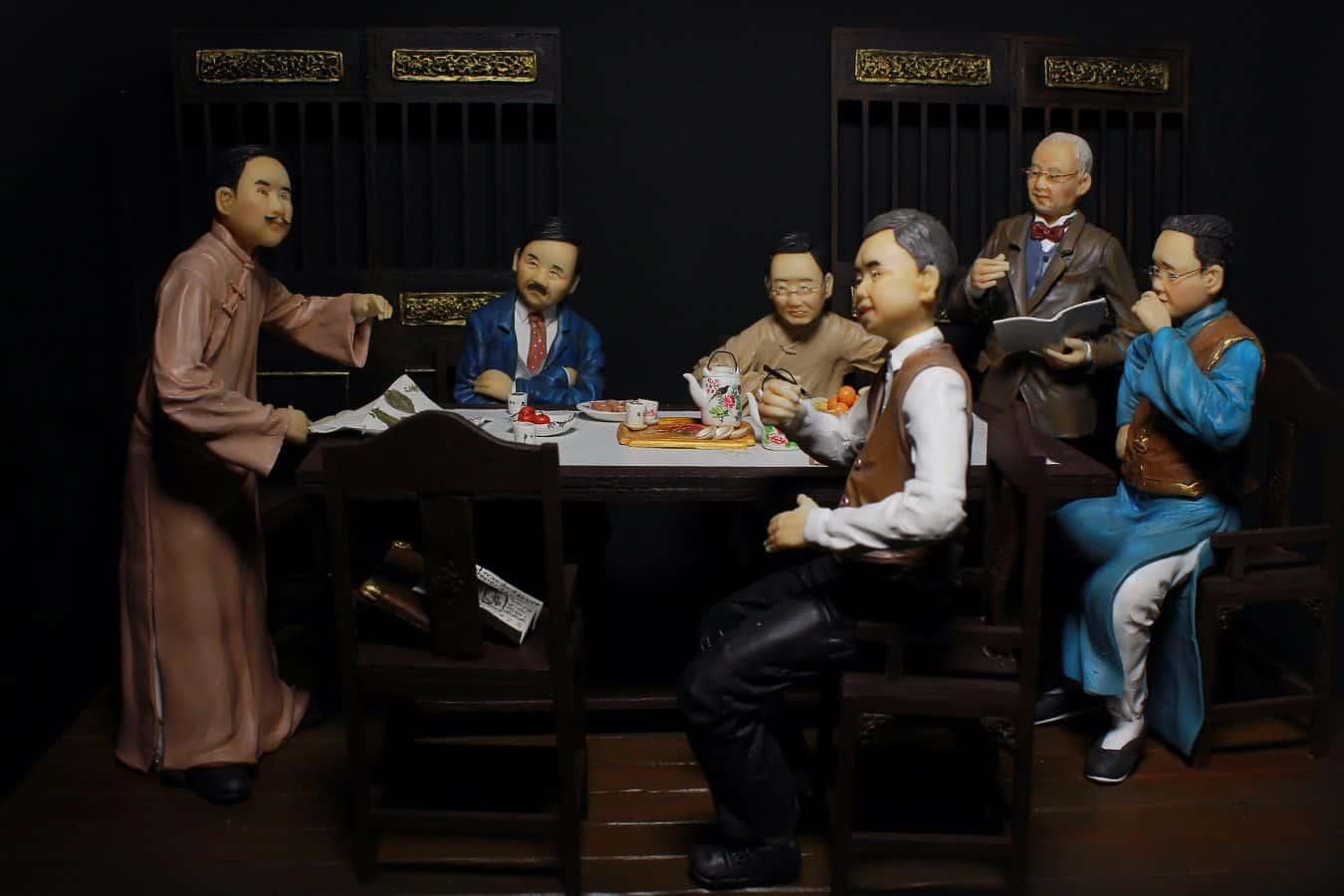 زيارة متحف نفق بينانج – بينانج