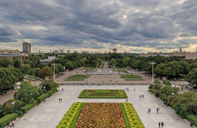 افضل 9 انشطة في حديقة غوركي موسكو