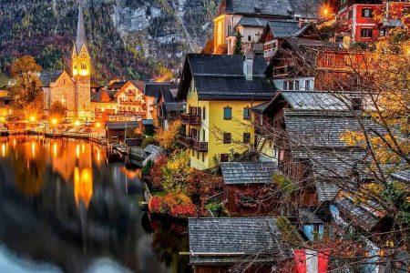 افضل 6 اماكن سياحية في هالشتات النمسا