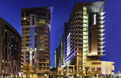 تقرير رائع عن سلسلة فندق نوفوتيل ابوظبي