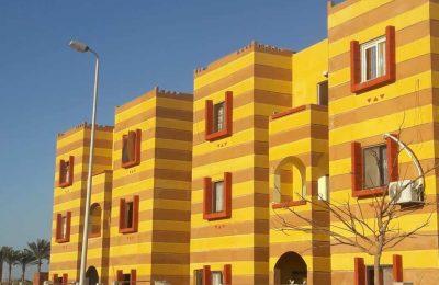 تقرير عن شقق بورتو الفندقية مرسى علم مصر