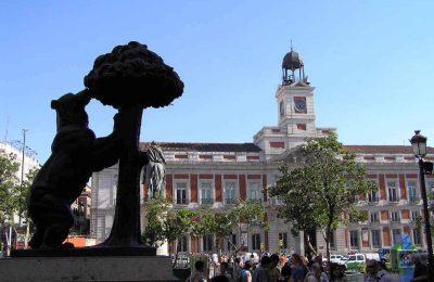 افضل 6 انشطة في ساحة بويرتا ديل سول مدريد