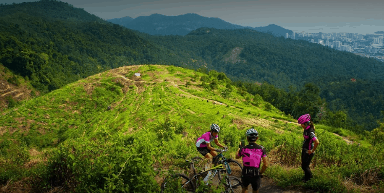 برنامج قيادة الدراجات Matahari – بينانج