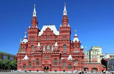 افضل 7 انشطة في متحف الدولة التاريخي موسكو